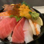 泉佐野青空市場「裕太朗寿し」のウニ、トロ入り海鮮丼が美味すぎた!