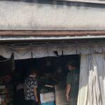 岸和田だんじり祭りと城下町にひっそり佇む魚庄蒲鉾店の天ぷら
